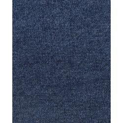 Ткань Джинс однотонный (не стрейч), темно-синий