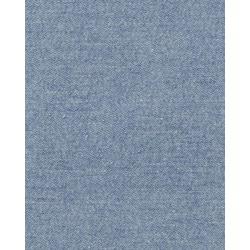 Ткань Джинс стрейч After wash, голубой