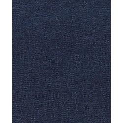 Ткань Джинс однотонный (не стрейч), синий