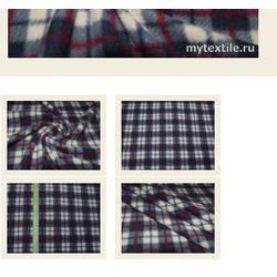 """Ткань ФЛИС 31 """"КОРДАЙЛ"""", серый, бордовый, черный"""