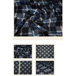 """Ткань ФЛИС 33 """"ДИЕГГ"""",серый, голубой, черный, белый"""