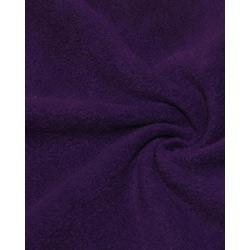Ткань Флис однотонный 2-13, фиолетовый