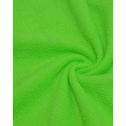 Ткань Флис однотонный 2-14 Кислот/салат