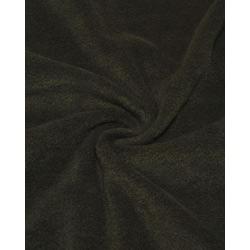 Ткань Флис однотонный 2-18, хаки