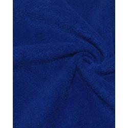 Ткань Флис однотонный 2-21,Синий