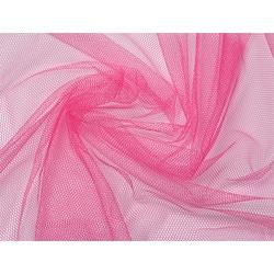 Ткань МАГ Фатин мягкий,ш-180 см. цв.158 розовый