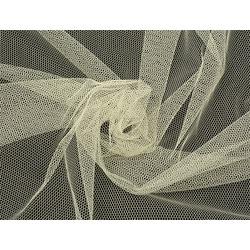 Ткань МАГ Фатин мягкий Ш-180 см. цв.166 молочный