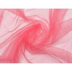 Ткань МАГ Фатин мягкий цв.168 красный