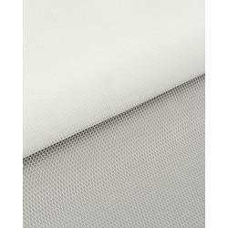 Ткань Фатин жесткий, 4-12 (180 см.) молочный