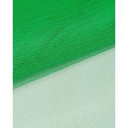 Ткань Фатин жесткий, цв.зеленый