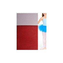 Ткань Фатин жесткий, цв. темно-красный