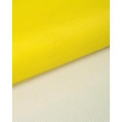 Ткань Фатин жесткий, 4-26 (180 см.) желтый