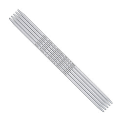 Спицы Addi Чулочные алюминиевые 5.5 мм / 40 см