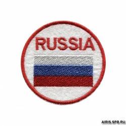 "Хобби Склад ""Термоаппликация ""Russia"""""