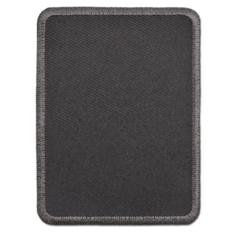 "СтарТекс ""Аппликации термо р.5,5х7 см, серый"""