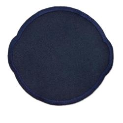 """СтарТекс """"Аппликации термо р.6,5х7 см., т. синий"""""""
