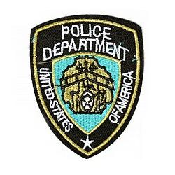 Термоаппликации СтарТекс Police Department 240831