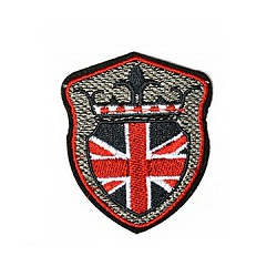 Термоаппликации МАГ Британия 240834
