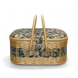 Шкатулка Hand Crafted Basket для рукоделия