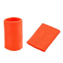 Манжеты трикотаж. -акрил-100%, (2 шт), оранж. р.7,5x10 см