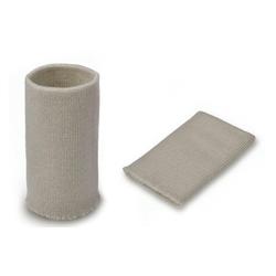 Манжеты трикотаж.акрил-100%-2 шт, беж. р.7,5x10 см