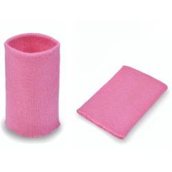 Манжеты трикотаж.акрил-100%-2 шт, розовый р.7,5x10 см