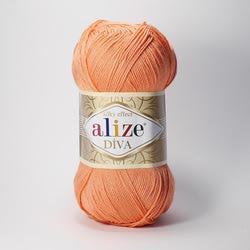 Пряжа Alize Diva 619