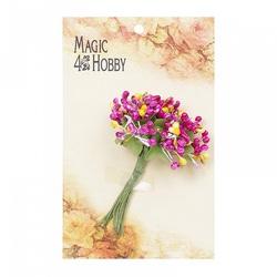 """Цветы """"Magic 4 Hobby"""" (цв. 6)"""