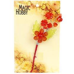"""Цветы акриловые """"Magic Hobby"""""""