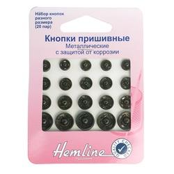 Аксессуары Hemline Кнопки пришивные