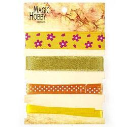 "MAGIC HOBBY Набор лент ""Magic Hobby"", уп. 4х0,9м"