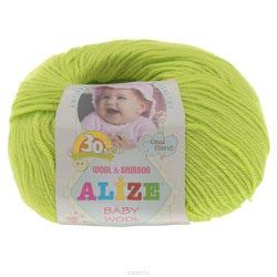 Пряжа Alize Baby Wool 612