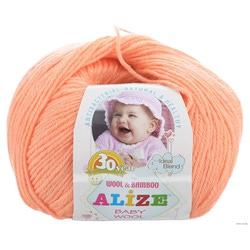 Пряжа Alize Baby Wool 449