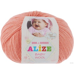 Пряжа Alize Baby Wool 619