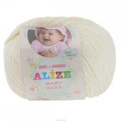 Пряжа Alize Baby Wool 62